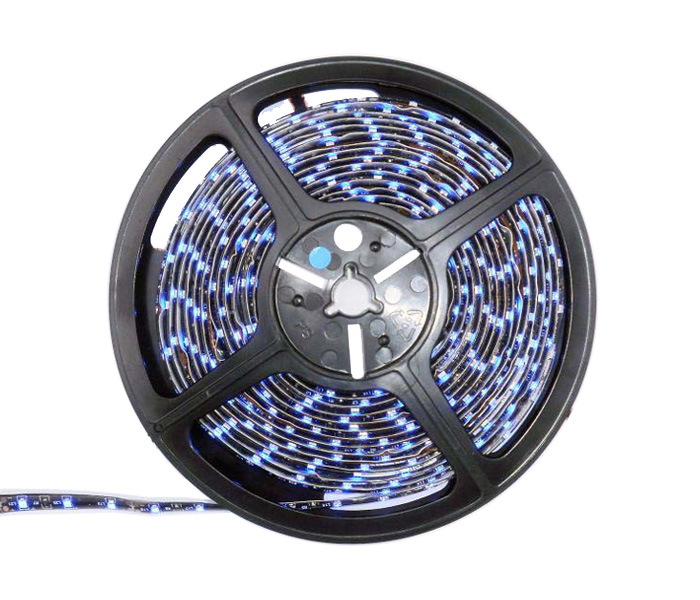 12 volt 300 count smd led blue waterproof strip lighting 12 volt 300 count smd led blue waterproof strip lighting mozeypictures Gallery