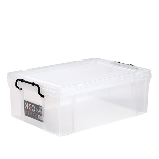 Komax Neo Rectangular Storage Container 40 liters 13525 floz