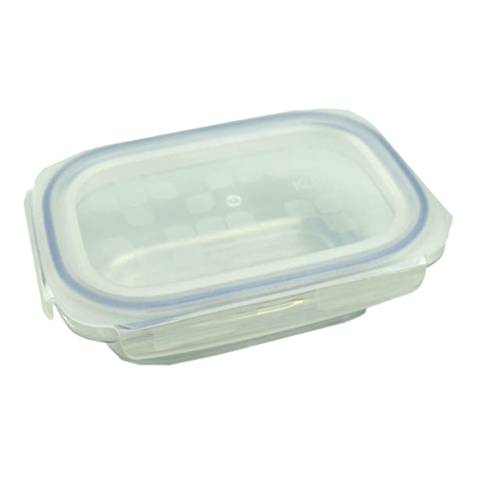 Komax Kloken Rectangular Air Water Tight BPA Free Tritan Food