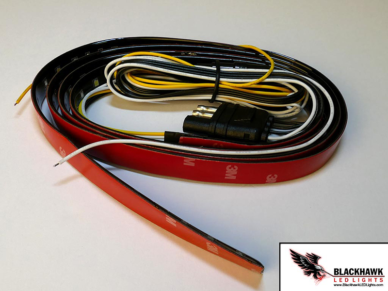 Tail Gate Lights and Trailer Lights, 60 inch LED strip - GetStorganized